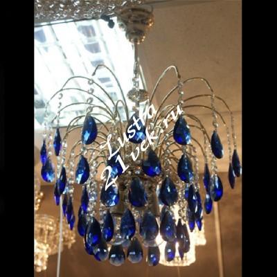 Каскад 3 лампы Баден Цветной