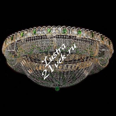 Кольцо Купол с зеркалом 10-12 ламп