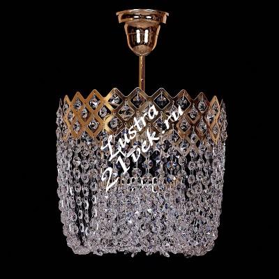 Корона №3 подвес 1 лампа (арт 374)