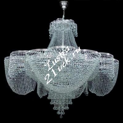 Лотос Пион 36 ламп с подвесом