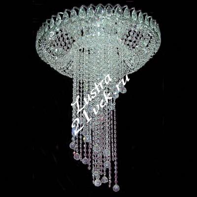 Водоворот длинный 6-8 ламп Шары