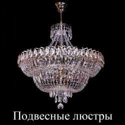 Подвесные люстры