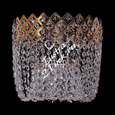 Корона 1 лампа №3 с зеркалом (арт 420)