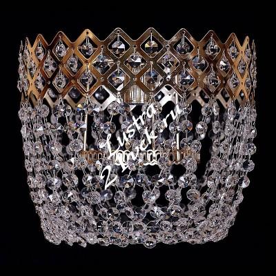 Корона 1 лампа №4 с зеркалом (арт 421)