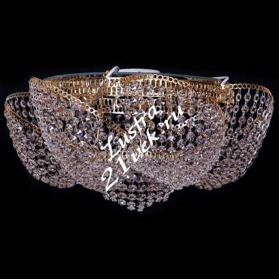 Космос 3- 5- 6 ламп с зеркалом