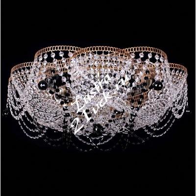 Лотос Ольга 4- 6 ламп с зеркалом
