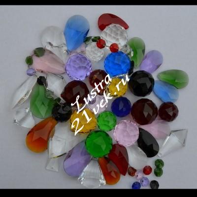 Прямоугольник №2 Разноцветный